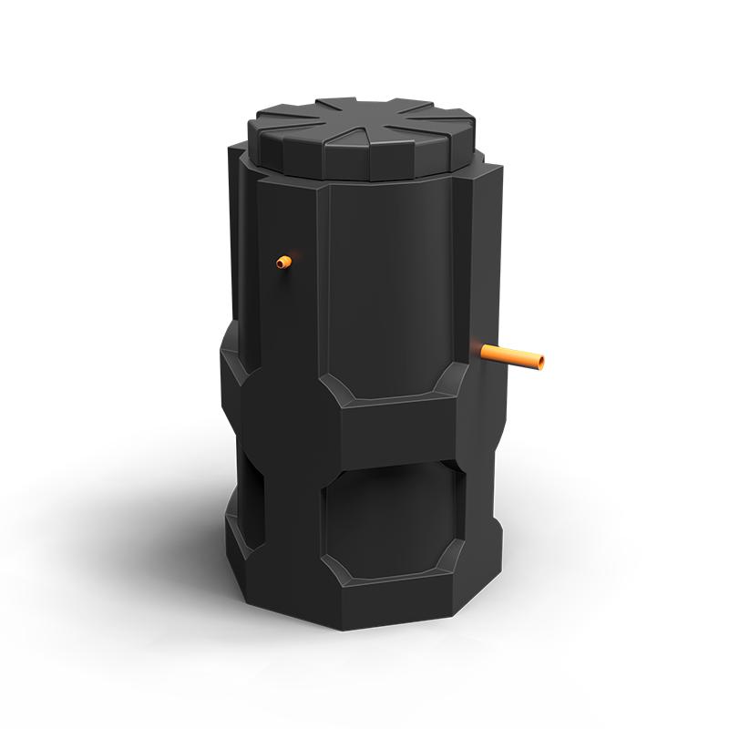 Колодец дренажный H-2050