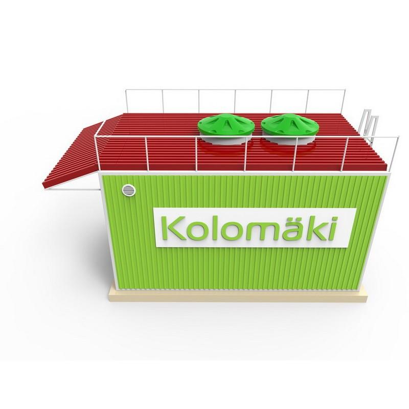 Kolo Ilma 75 (наземное исполнение) 1
